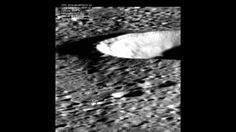 NASA's MESSENGER spacecraft captured this video during a flyover of Mercury's north pole on June 8, 2014.