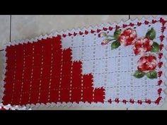 JOGO DE BANHEIRO DUAL COLOR TAPETE PIA - PARTE 3/3 - CRISTINA COELHO ALVES - YouTube
