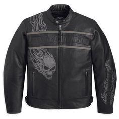 harley davidson clothing for women | Home  Men  Harley Davidson  Harley Davidson Mens T-3 Leather Jacket