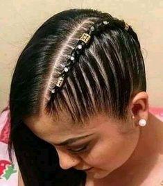 Diana, Hair Styles, Fashion, Straight Hairstyles Prom, Hair Down Hairstyles, Vestidos, Cornrow Designs, Hairstyles For Curly Hair, Trendy Hairstyles