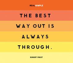 Ah - Robert Frost!