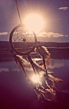 Dreamcatchers just make me think of summer!