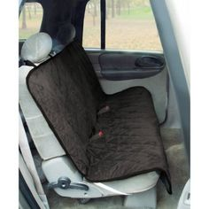 Quilt Suede Waterproof Tear-Proof Bench Style Car Seat Cover -- You can find more details by visiting the image link.