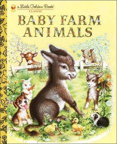 Baby Farm Animals        by Garth Williams,      Garth Williams (Illustrator)