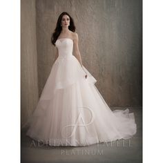 New | Style 31011 - Adrianna Papell Platinum