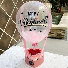 Balloon Box, Balloon Gift, Balloon Flowers, Balloon Bouquet, Air Balloon, Bouquet Box, Gift Bouquet, Flower Box Gift, Flower Boxes