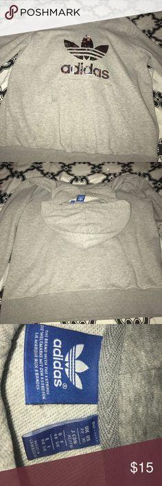 Adidas hoodie ❤️ Adidas hoodie adidas Sweaters Crew & Scoop Necks
