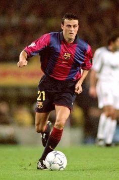 Luis Enrique 1996-2003                                                                                                                                                     Más