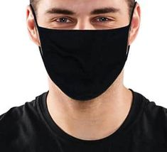 Create branded protective masks for your business. 100% combed cotton three layer masks are now available.   #masks #custommasks