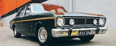 XT Ford Falcon GT 65 Mustang, Aussie Muscle Cars, Australian Cars, Ford Falcon, Ford Gt, Ford Models, Car Ins, Motorhome, Motor Car