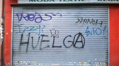 Calle Alonso Carbonell. Barrio Delicias. Distrito Arganzuela. Madrid. 2015.