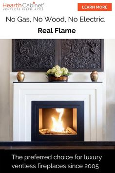 Faux Fireplace Mantels, Fireplace Update, Small Fireplace, Bedroom Fireplace, Modern Fireplace, Fireplace Surrounds, Fireplace Design, Fireplace Molding, Decorative Fireplace