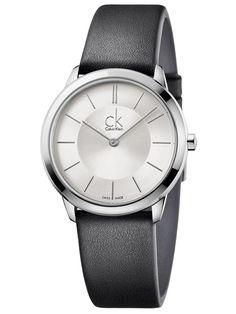 Calvin Klein Minimal Damen-Quarzuhr