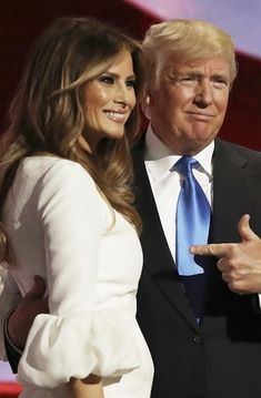 President & First Lady Melania Trump John Trump, Donald Trump, Melania Knauss Trump, Presidential History, First Lady Melania Trump, Beautiful One, Our Girl, Respect, Presidents