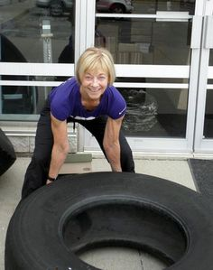 65 years young and going to the CrossFit Masters Finals | Lynn Stratten | CrossFit Games