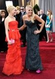 Red Carpet Ready from Michelle Williams and Busy Philipps' Are Friendship Goals Dressed the nines, these two BFFs compliment one another's style perfectly. Busy Philipps, Strapless Dress Formal, Formal Dresses, Red Carpet Ready, Michelle Williams, Bridesmaid Dresses, Wedding Dresses, Celebrity Style, Celebs
