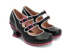 Love these, and have a few Fluevog shoes. Sad that my last pair didn't fit right, but could not send them back :-(