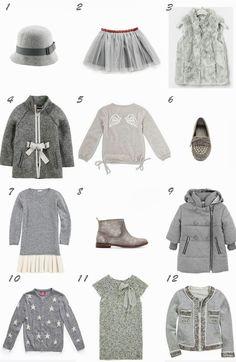 pequeña fashionista,selección moda niña,moda infantil