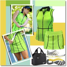 Stylish Golf Outfit Ideas For Ladies
