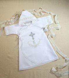 крестильная рубашка с запахом - Пошук Google
