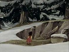 Heidi, capítulo 9: Los Alpes nevados [Castellano]