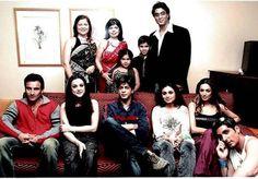 Saif, Preity , Shahrukh, Rani, Malaika and Zayed