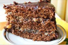 Рецепт вкусного торта «Чернослив в шоколаде» в домашних условиях