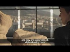 Working at the New Acropolis Museum (Greek / English Subtitles) Acropolis, Athens, Greece, Museum, English, World, Youtube, Life, Greece Country