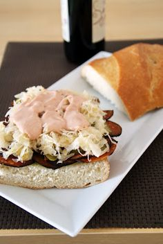 Totally Veg!: vegan sandwich