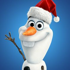 Frozen: Olaf:) Merry Christmas, everybody!