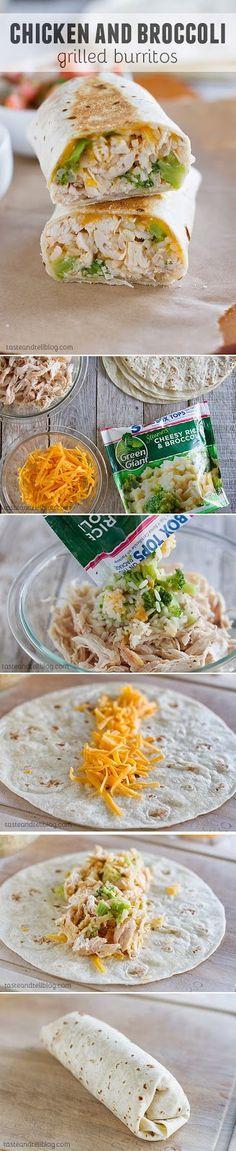 Easy and yummy! J'ai seulement remplacé le mélange de riz au brocoli cheddar par du brocoli et cheddar rappé et ajouté de la sauce marinara. Bon appétit!