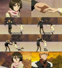 This scene was so cute!! IchiRuki <3