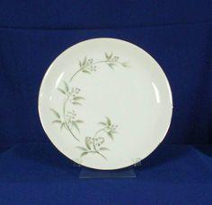 Grace China Japan Alyson Pattern 566 White Salad Plate bfe1696 #GraceChina