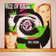 Finally picked this one up @urbanoutfitters  Ace Of Base - The Sign  #vinyl…