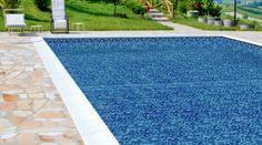 Loop Loc S Malta With Sea Blue Bottom Liner Pools Pool