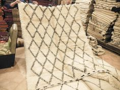 the green eyed girl | Tips for buying a Beni Ourain rug in Morocco