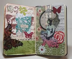 Bluebird Paperie: Glue Book on the Go