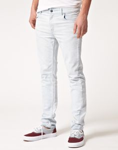 Super faded tight skinny jeans. By Cheap Monday via ASOS.