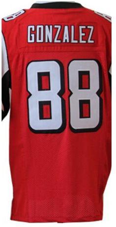 NFL Jerseys Outlet - Atlanta Falcons Tony Gonzalez on Pinterest | Atlanta Falcons ...