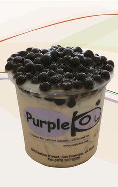 Purple Kow Boba Tea (3620 Balboa Street, San Francisco)
