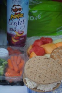 Tips for eating HEALTHY (on a budget) on a Roadtrip over @ Diary of a Preppy Mom Blog.
