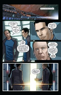 Star Trek IDW Publishing Comic Book - Khan #4 Khan Noonien Singh, Star Trek Spock, Star Trek Into Darkness, Next Chapter, S Star, Weird, Comic Books, Things To Come, Hollywood
