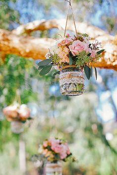 Ideas Of Budget Rustic Wedding Decorations ❤ See more: http://www.weddingforward.com/budget-rustic-wedding-decorations/ #weddingforward #bride #bridal #wedding