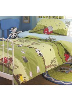 Kids Bedding - Farmyard
