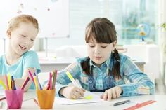 Use these twelve tips to make a streamlined, stylish, creative space for your kids to focus this school year. Homework Station, Do Homework, Art Caddy, Homework Organization, School Readiness, Going Back To School, Mindful Living, Relationship Advice, Parenting Hacks
