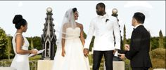Gabrielle Union And Dwyane Wade Made Their Wedding Video Look Like A Rom-Com Trailer