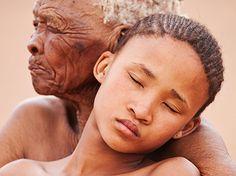 San Bushmen of Africa