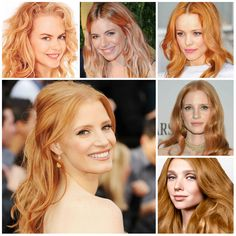 Strawberry Blonde Hair Colors for 2017