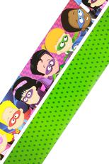 Renewing Minds Superheroes Double-Sided Border Trim, Superheroes and Green Dots, Pack of Twelve 38 inch Strips Superhero Classroom Theme, Classroom Themes, New Superheroes, Green Dot, Lunch Box, Dots, Packing, Mindfulness, Education