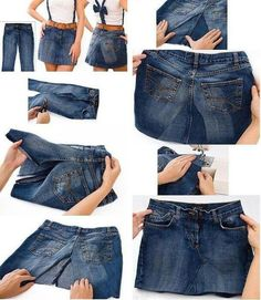Many a Little Makes a Mickle, or How to Upcycle Old Clothes – Livemaster